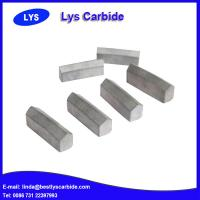 Cemented carbide brazing sheets for mining tools Manufactures