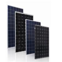 Black Home Poly PV Module , Polycrystalline Silicon Solar Panels Anti - PID Cell Manufactures