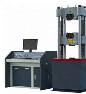 China UTM Electronic Insulator Testing Machine Manual Or Hydraulic Tensile Grip / Universal Tensile Testing Machine on sale