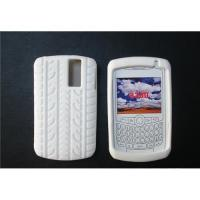 China Silicon case for blackberry 8300 on sale