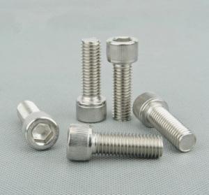 Custom Stainless Steel Bolt Screw,Hex Socket Cap Screw Manufactures