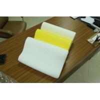 Comfort Car Additional Accessories Memory Foam Contour Pillow With Cotton Cover