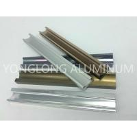 Customize Aluminium Kitchen Profile High Hardness Of Lacquer Film Manufactures