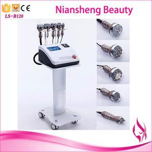 OEM ODM 5 in 1 Vacuum Cavitation multipolar RF BIO Skin lifting body slimming machine Manufactures