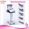 Buy cheap New model hot body slimming device cavitation RF vacuum multipolar machine from wholesalers