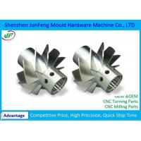 Custom Aluminum Commercial Aircraft Spare Parts 5 Axis Cnc Machining Manufactures