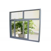 6005 T5 Aluminium Window Profiles , Mill Finished Window Aluminium Frame Manufactures