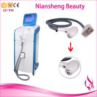 Niansheng OEM ODM Professional 808nm Diode Permanent Laser Hair Removal Beauty Equipment Manufactures