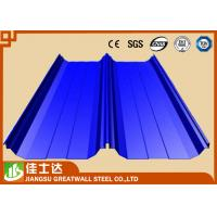 PE , PVDF , HDP , SMP Color Coated Roofing Sheets In Coils PPGI PPGL Manufactures