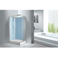 Multi Function Rectangular Shower Cabins For Star Rated Hotels / Supermarket Manufactures