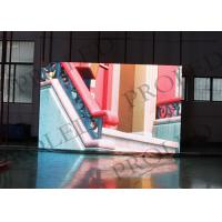 Full Colour High Brightness Led Display , Large Outdoor Led Display Board Manufactures