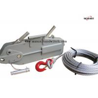Durable Hand Cable Puller 3.2Ton For Aluminium Lever Hoist Easy operation