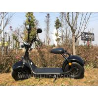Big Fat Tire Standing Electric Scooter Runscooters 60V 1500W For School Road Manufactures