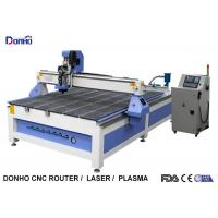 China Steel Heavy Duty Body CNC 3D Router Machine With Weihong Control System on sale