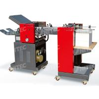 China 22000 Sheets / Hour Automatic Paper Folding Machine 2 Plates HB382SD on sale