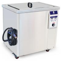 Metal Part Cleaning Ultrasonic Washing Machine , 1500W 99l Professional Ultrasonic Cleaner Manufactures