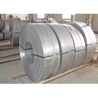 Full Hard DDQ 201 Stainless Steel Coils Bright Annealing Finish