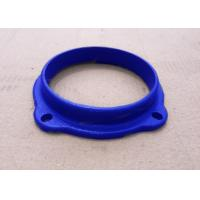China Faceplate Neck Ring Cast Iron Pipe  Fittings 4 Inches For Wash Room on sale