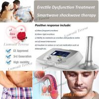 China Ed 1000 Impotence ED Shockwave Therapy Machine For Body With FDA Approved on sale