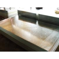 anti finger / oiled / Passivated G40 - G90 zinc hot dip galvanized steel sheet / sheets Manufactures