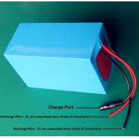 48v 36V 1000W Electric Bike Lithium Battery 48V 30Ah Li-ion 18650 battery with 30A BMS Manufactures