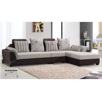 Living Room Modern Leather Sofa-L.WA35-A Manufactures