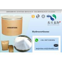 China Hydrocortisone Steroid Hormone Anti - Inflammatory Decreases Bone Formation Aid In Carbohydrate Metabolism 50-23-7 on sale