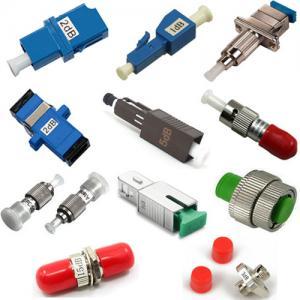 CATV Fiber Optic Accessories Accurate Attenuation Fiber Optic Attenuator Manufactures