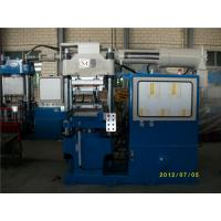 Hydraulic System Rubber Injection Moulding Machine No Material Backstop Design Manufactures