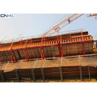 Safety Cantilever Scaffolding System , Self Climbing Scaffold System Manufactures