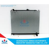 Auto Replace Spare Parts Mitsubishi Radiator For Model Pajero V73 Year 2007 Manufactures