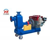 Heavy Duty Self Priming Water Transfer Pump Diesel Engine Driven For Irrigation Manufactures