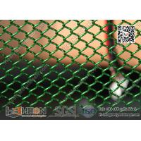 Green Color Decorative Chainlink Curtain | China Metal Curtain Factory Manufactures