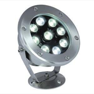 3W 3600lm Cree LED Underwater Lights For Swimming Pool ,Aquarium Manufactures