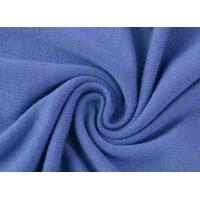 Knitted 95 Cotton 5 Spandex Fabric Smooth Surface For Pajamas Clothing Textile Manufactures