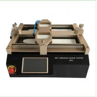 Water Based Coating Thickness Gauge Wet Abrasion Scrub Tester Thickness 0-25mm Manufactures