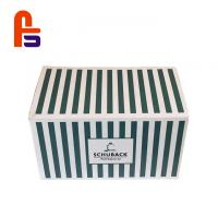 Simple Pattern  Moving  SmallFor Convenience Store Kraft Paper Packaging Box Manufactures