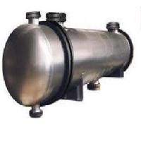 China Stainless Steel Sanitary Shell And Tube Heat Exchanger In Oil Refinery on sale