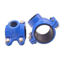 Grooved Universal Pipe Coupling Clamp Grooved Fittings Ul Fm Approved Mech Manufactures