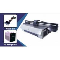 Inkjet Industrial UV Glass Printing Machine Multi Color High Printing Precision Manufactures