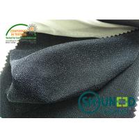 40 ℃ Washing And Dry Cleaning Woven Fusing Fabrics Double Dot C7522Q Manufactures
