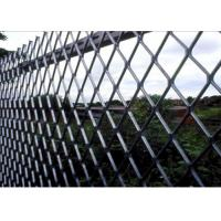 China Outdoor Surface Aluminum Expanded Building Cladding Metal Mesh on sale