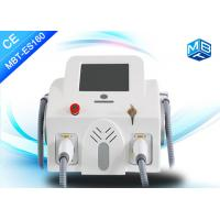 Big Spot Size SHR Hair Removal Machine , Anti Aging SHR OPT IPL Elight Equipment Manufactures