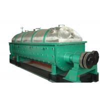 Hot Water Transfer Heating Industrial Drying Machine , Vibro Fluid Bed Dryer