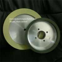 China 6A2 resin bonded diamond grinding wheel for carbide tools on sale