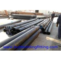 SCH80 ASTM A192/ A335 WP11 API Carbon Steel Pipe / 16 Inch Steel Pipe Manufactures
