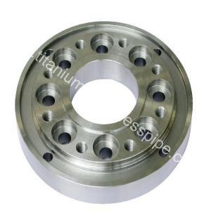 grade2 grade7 titanium asme b16.5 pressure vessel flange Manufactures