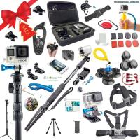 China 50-in-1 Gopro Accessories Kit for GoPro , SJCAM , Sony Action Camera on sale