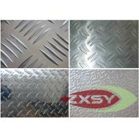 Embossing Aluminum Checker Plate Manufactures