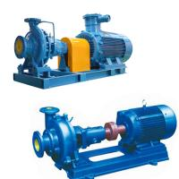 Horizontal Centrifugal Chemical Resistant Pump High Efficiency For Sugar Factories Manufactures